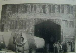 Dieses Bild entstand 1945, nach Einmarsch amerikanischer Truppen (Q1)
